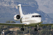 OE-IDG - Private Canadair CL-600 Challenger 604 aircraft