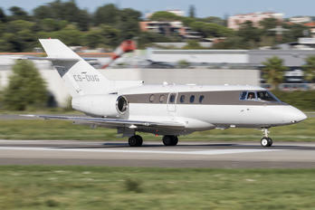 CS-DUG - NetJets Europe (Portugal) Hawker Beechcraft 750