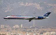 EP-ZAE - Zagros Air McDonnell Douglas MD-82 aircraft