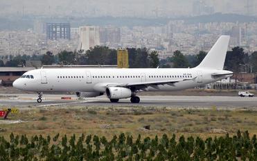EP-ZGA - Zagros Air Airbus A321