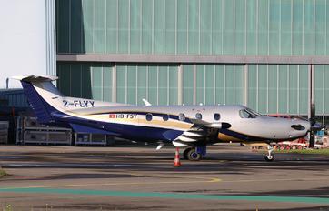 HB-FSY - Private Pilatus PC-12