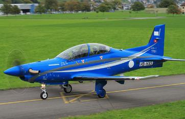 HB-HXS - Saudi Arabia - Air Force Pilatus PC-21
