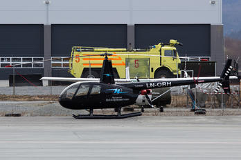 LN-ORH - Midtnorsk Helikopterservice Robinson R44 Clipper