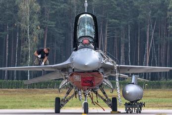 4046 - Poland - Air Force Lockheed Martin F-16C Jastrząb