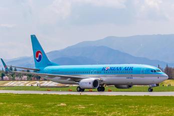 HL8245 - Korean Air Boeing 737-800