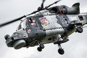 "ZZ519 - Royal Navy ""Black Cats"" Westland Wildcat HMA.2 aircraft"
