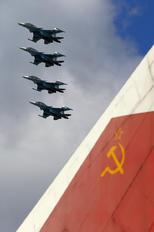 RF-95002 - Russia - Air Force Sukhoi Su-34
