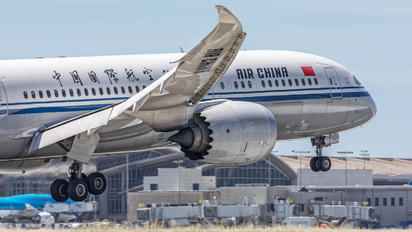 B-7832 - Air China Boeing 787-9 Dreamliner