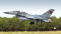 89-0042 - Turkey - Air Force General Dynamics F-16D Fighting Falcon aircraft