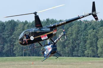 G-IBMS - Private Robinson R44 Astro / Raven