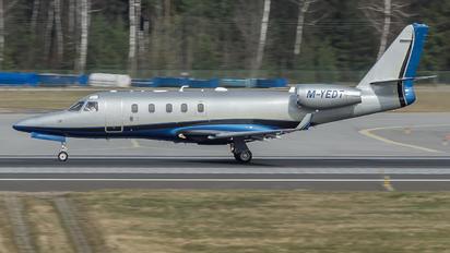 M-YEDT - Private Gulfstream Aerospace G100