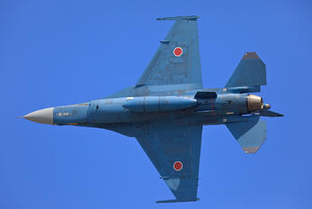 53-8130 - Japan - Air Self Defence Force Mitsubishi F-2 A/B