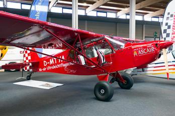 D-MTYA - Private Zlin Aviation Savage Classic