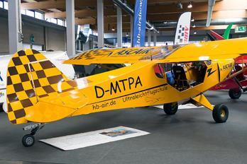 D-MTPA - Precision Air Zlin Aviation Savage 912