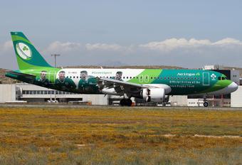 EI-DEO - Aer Lingus Boeing 737-800