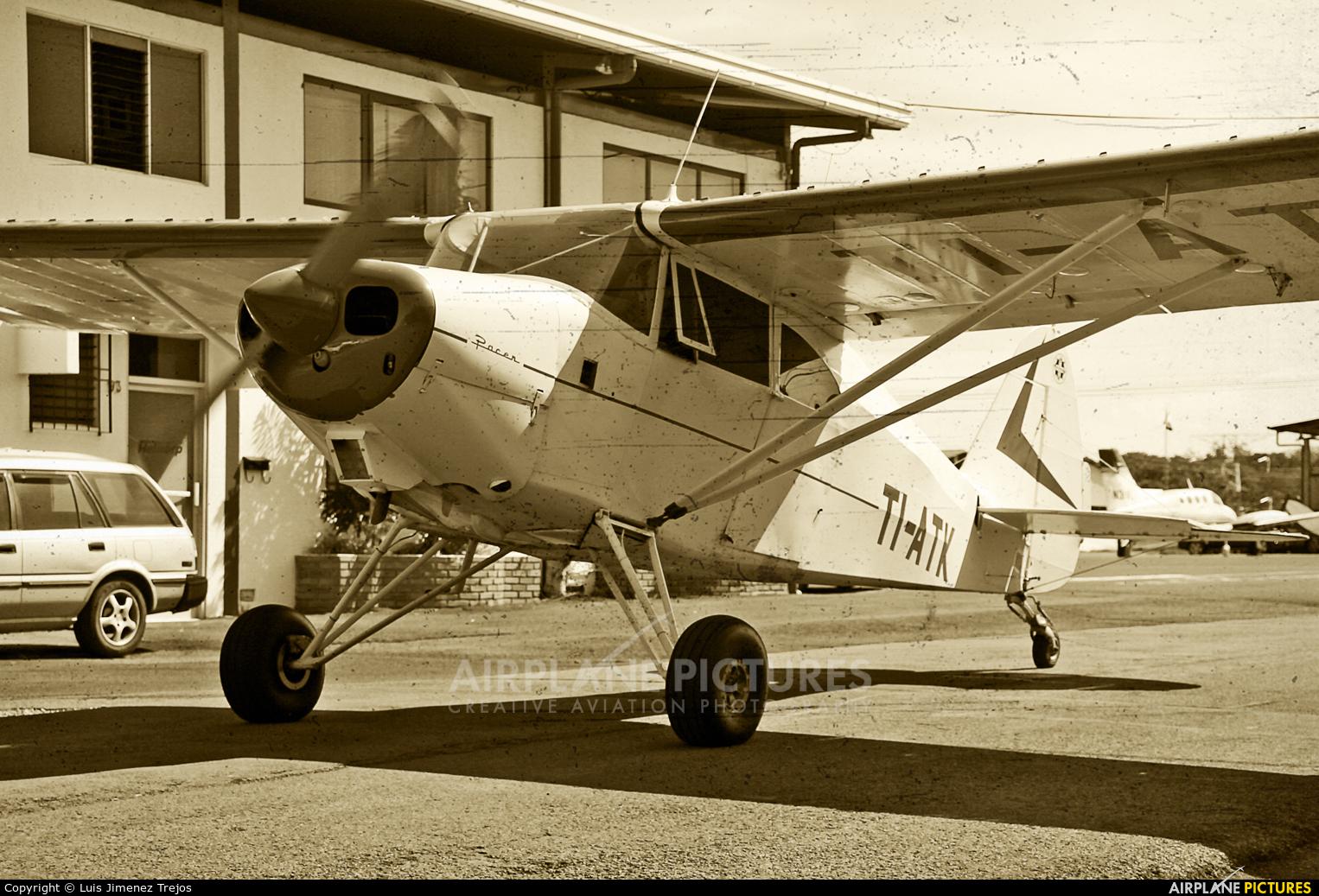 Private TI-ATK aircraft at San Jose - Tobías Bolaños Intl