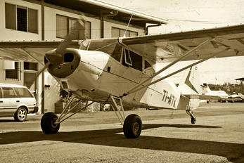 TI-ATK - Private Piper PA-22 Tri-Pacer