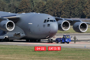 SAC-02 - NATO Boeing C-17A Globemaster III