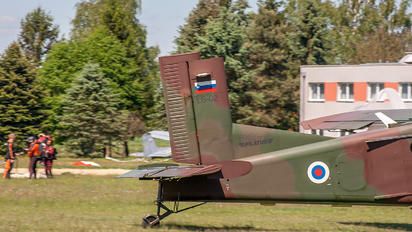 L6-02 - Slovenia - Air Force Pilatus PC-6 Porter (all models)