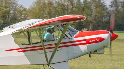 S5-DCV - Aeroklub Murska Sobota Piper PA-18 Super Cub