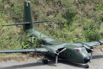 MSP001 - Costa Rica - Ministry of Public Security de Havilland Canada DHC-4 Caribou