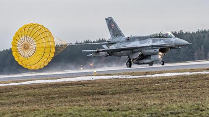 4087 - Poland - Air Force Lockheed Martin F-16D Jastrząb