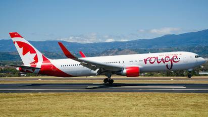 C-FMLZ - Air Canada Rouge Boeing 767-300