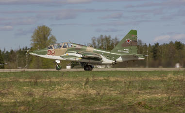 RF-93616 - Russia - Air Force Sukhoi Su-25UB