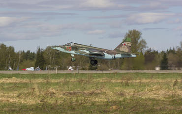 RF-95161 - Russia - Air Force Sukhoi Su-25