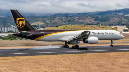 N457UP - UPS - United Parcel Service Boeing 757-200F