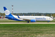 EW-455PA - Belavia Boeing 737-800 aircraft