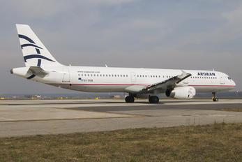SX-DGQ - Aegean Airlines Airbus A321