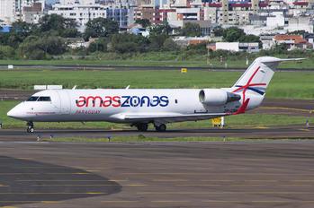 ZP-CRN - Amaszonas Canadair CL-600 CRJ-200