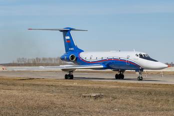 RF-65733 - Russia - Air Force Tupolev Tu-134UBL