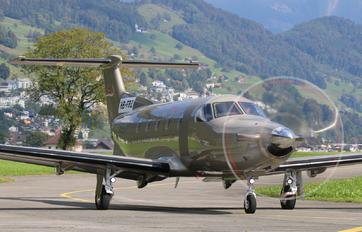 HB-FRZ - Private Pilatus PC-12