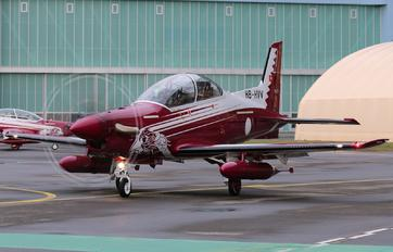 HB-HVV - Qatar Amiri - Air Force Pilatus PC-21