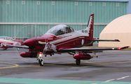 HB-HVV - Qatar Amiri - Air Force Pilatus PC-21 aircraft