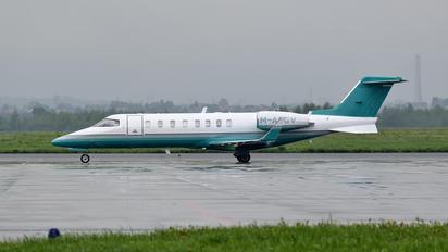 M-ABGV - Ryanair Learjet 45