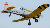 SP-FOM - Private PZL M-18 Dromader aircraft