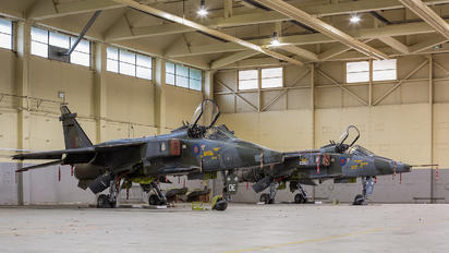 XX818 - Royal Air Force Sepecat Jaguar GR.3