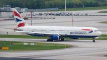 G-BNWX - British Airways Boeing 767-300 aircraft