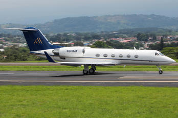 N513MA - Private Gulfstream Aerospace G-IV,  G-IV-SP, G-IV-X, G300, G350, G400, G450