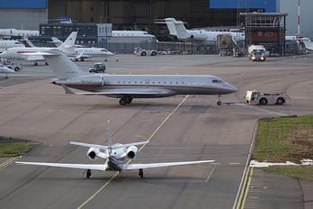 9H-VJT - Vistajet Bombardier BD-700 Global 6000