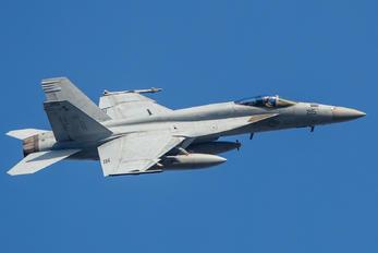 168467 - USA - Navy Boeing F/A-18E Super Hornet