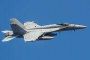 168467 - USA - Navy Boeing F/A-18E Super Hornet aircraft