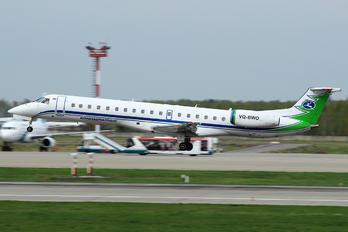 VQ-BWO - KomiAviaTrans Embraer EMB-145
