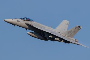 166901 - USA - Navy Boeing F/A-18E Super Hornet