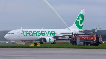 PH-HXI - Transavia Boeing 737-800