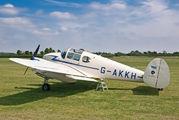 G-AKKH - Private Miles M.65 Gemini aircraft