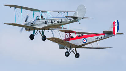 G-AEBJ - The Shuttleworth Collection Blackburn B2